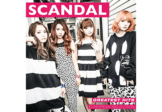 Scandal - Greatest Hits (European Selection) [CD]