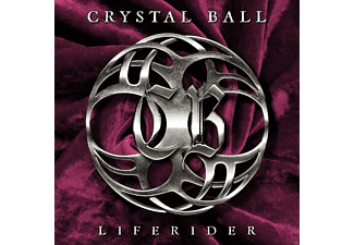 Crystal Ball - Liferider (Ltd.Digipak) [CD]