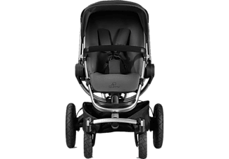 QUINNY Buzz Xtra 4 Rocking Black Bebek Arabası
