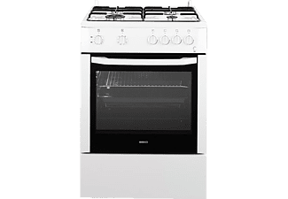 BEKO Gemengd fornuis A (CSS 62010 DW)