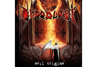 Bloodlost - Evil Origins [CD]