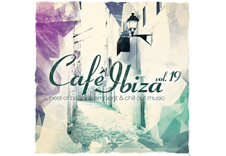 VARIOUS - Cafe Ibiza Vol.19 [CD]