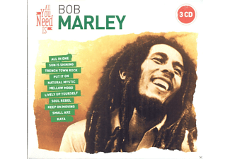 Various - All You Need Is: Bob Marley [CD]