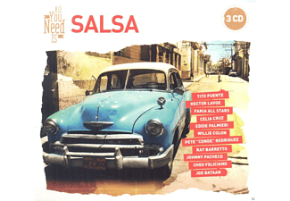Various - All You Need Is: Salsa - (CD)