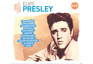 Various - All You Need Is: Elvis Presley - (CD)