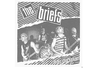 The Briefs - Odd Numbers - (CD)