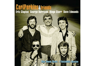 "Carl Perkins, VARIOUS - Blue Suede Shoes :A Rockabilly Session (10"") - (Vinyl)"
