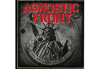 Agnostic Front - The American Dream Died [CD]