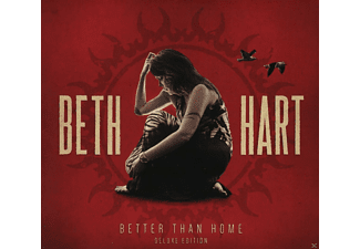 Beth Hart - Better Than Home (Deluxe Edition) - (CD)