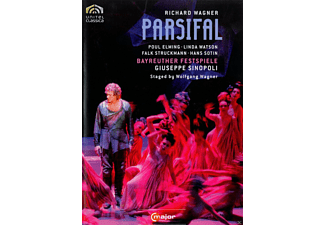 VARIOUS, Chor And Orchester Der Bayreuther Festspiele - Parsifal - (DVD)