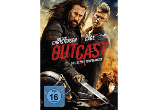 Outcast - Die letzten Tempelritter - (DVD)