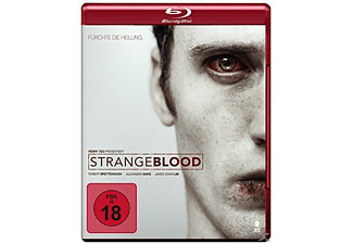Strange Blood - (Blu-ray)