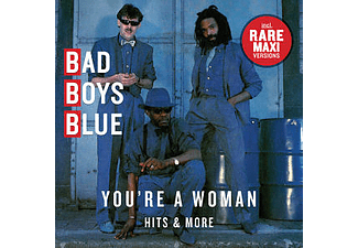 Bad Boys Blue - You're a Woman (CD)