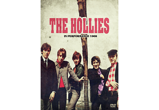 The Hollies - The Hollies - In Performance 1968 - (DVD)