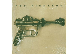 Foo Fighters - Foo Fighters [CD]