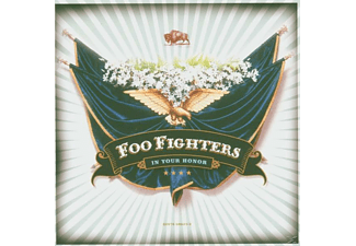 Foo Fighters - IN YOUR HONOR [CD]