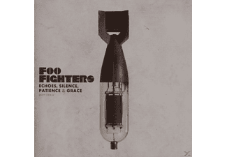 Foo Fighters - Echoes, Silence, Patience And Grace [CD]