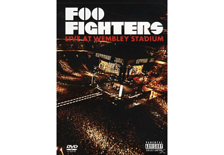 Foo Fighters - WEMBLEY LIVE [DVD]