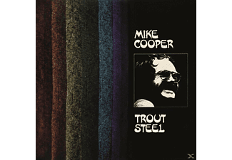 Mike Cooper - Trout Steel - (Vinyl)