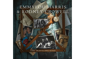 Emmylou Harris & Rodney Crowell - The Traveling Kind | CD