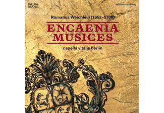 Capella Vitalis Berlin - Encaenia Musices - (CD)
