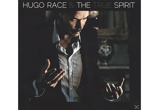 Hugo & The True Spirit Race - The Spirit - (LP + Bonus-CD)
