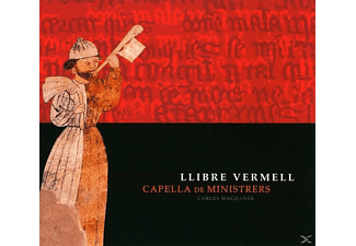 ESTEBAN/CLIMENT/CAPELLA DE MINISTRE - Llibre Vermell-14th Century Songs and Dances - (CD)