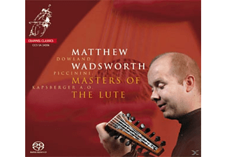 Matthew Wadsworth - Matthew Wadsworth - (SACD Hybrid)