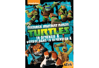 Teenage Mutant Ninja Turtles - Into Dimension X | DVD