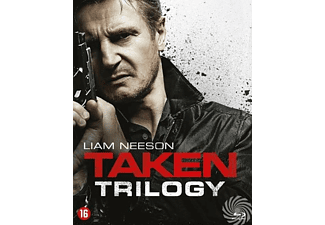 Taken Trilogy | Blu-ray