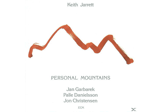 Keith Jarrett - Personal Mountains [CD]