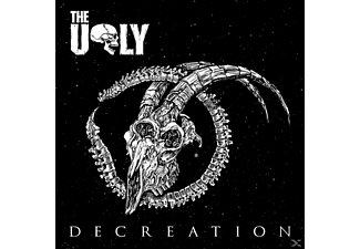 The Ugly - Decreation - (CD)