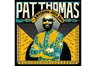 Pat Thomas, Kwashibu Area Band - Pat Thomas & Kwashibu Area Band [CD]