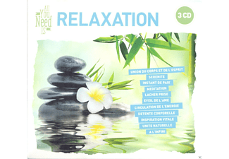 Various - All You Need Is: Relaxation [CD]