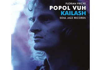 Florian Fricke - Kailash [LP + DVD Video]