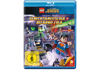 Lego - Justice League vs. Bizarro - (Blu-ray)
