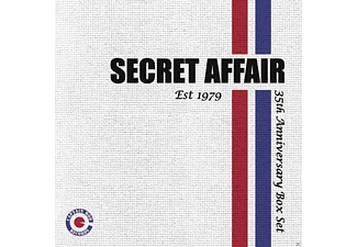 Secret Affair - Est 1979-35th Anniversary Box Set [CD]