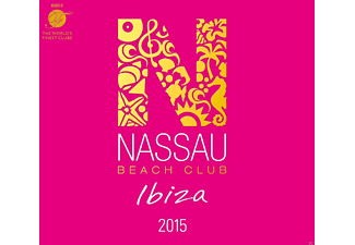 VARIOUS - Nassau Beach Club Ibiza 2015 - (CD)
