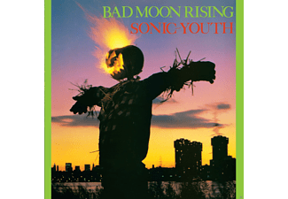 Sonic Youth - Bad Moon Rising [CD]