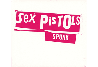 The Sex Pistols - Spunk - (CD)