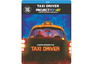 Taxi Driver (Limited Edition Steelbook) | Blu-ray