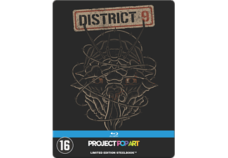 District 9 (Limited Edition Steelbook) | Blu-ray