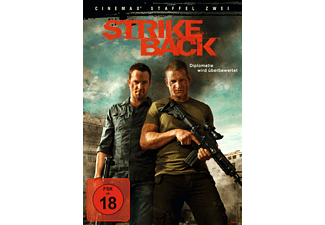 Strike Back - Staffel 2 - (DVD)