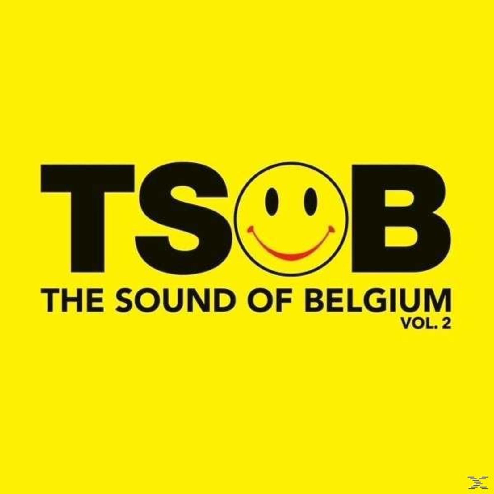 Various - Tsob / The Sound Of Belgium Vol.2 - (Vinyl)