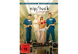 Nip/Tuck - Staffel 4 - (DVD)