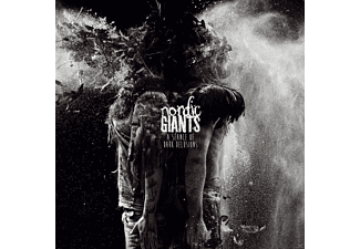 Nordic Giants - A Seance Of Dark Delusions - (CD + DVD)