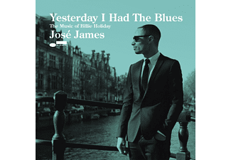 Jose James - Yesterday I Had The Blues [CD]