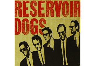 VARIOUS - Reservoir Dogs-Soundtrack [CD]