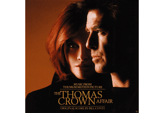 VARIOUS - THOMAS CROWN AFFAIR (NEW VERSION) - (CD)