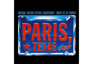 Ry Cooder - Paris, Texas (Párizs, Texas) (CD)